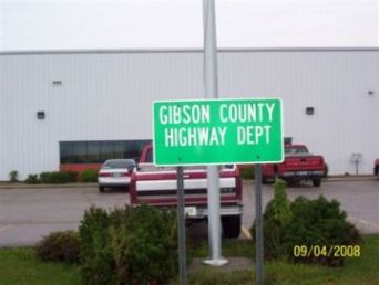Gibson County Highway Garage